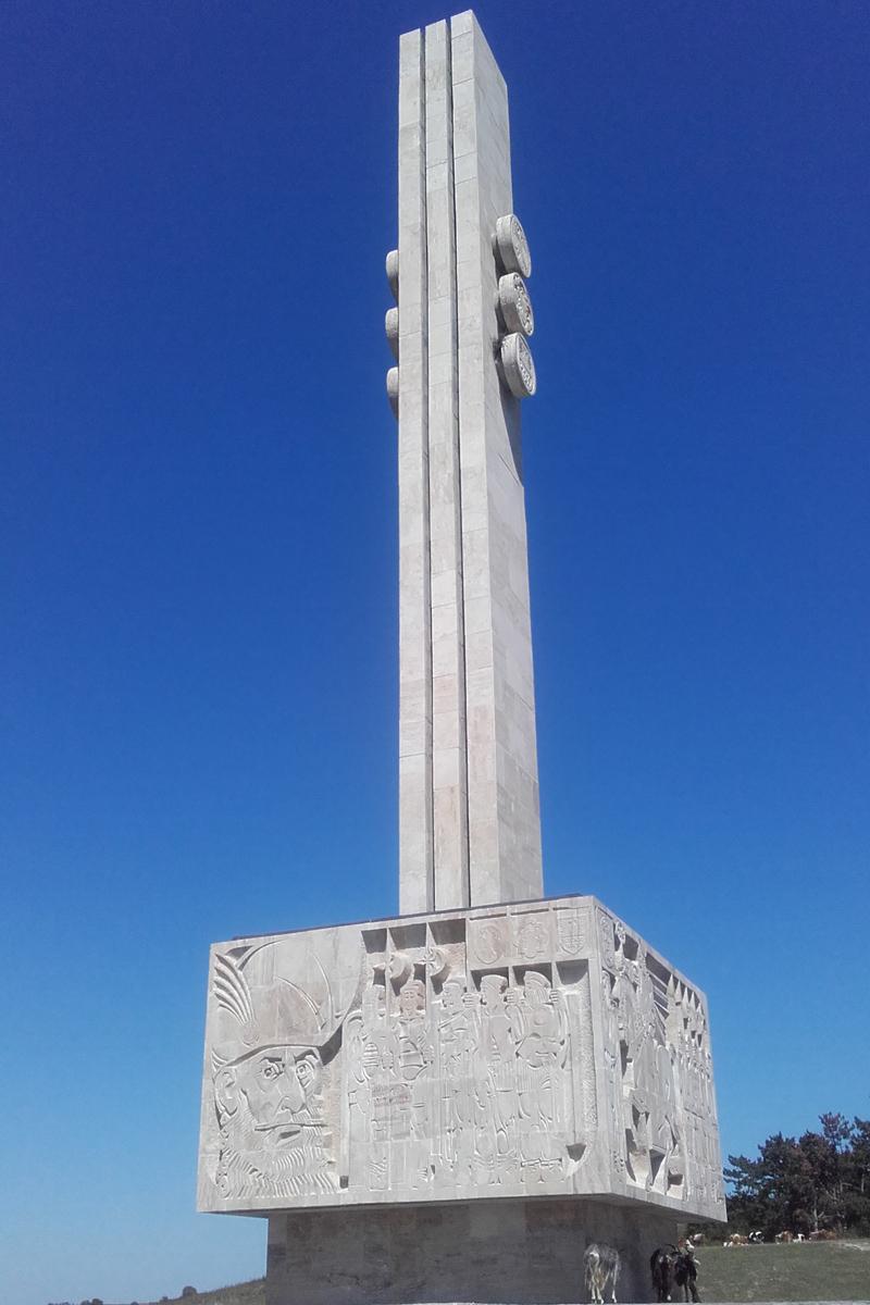 1_Monumentul de la Guruslau Salaj