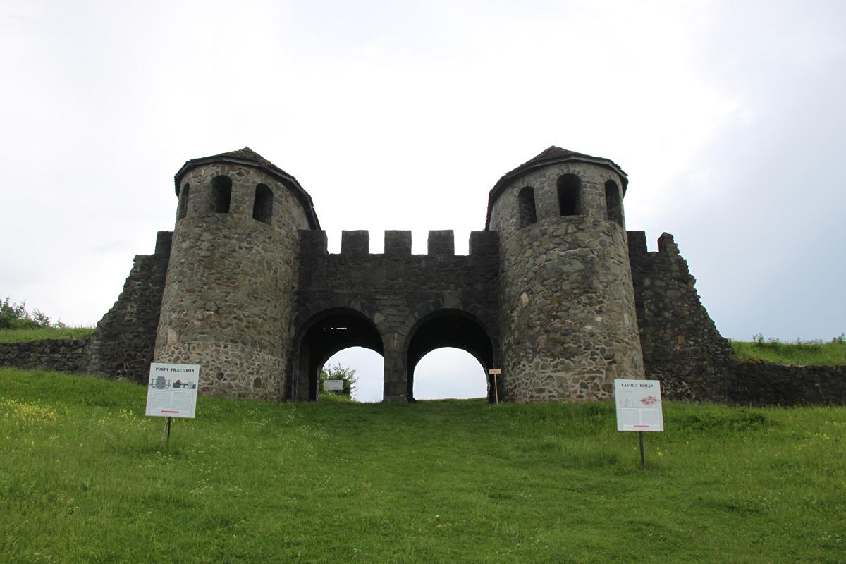 4_Cetatea Porolissum